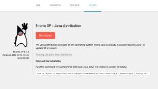Download Enonic XP for developers, hosting or testing - Enonic
